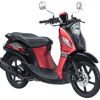 Fino 125 Blue Core Sporty