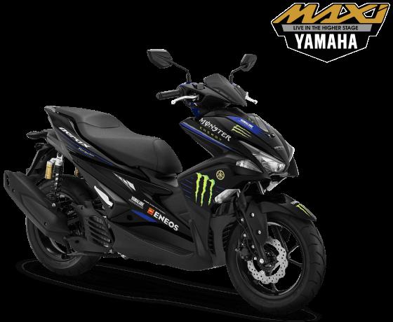 Yamaha Aerox 155 GP