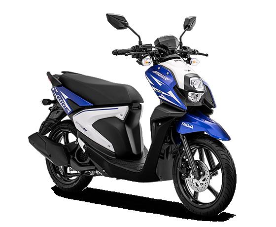 Yamaha New X-Ride
