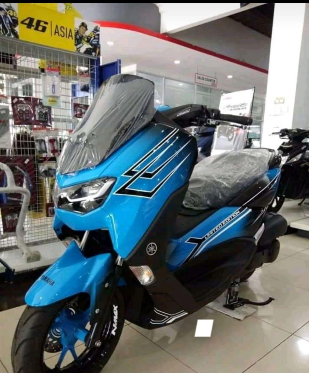 Yamaha New Nmax Custom