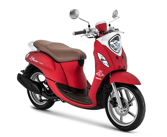 Yamaha New Fino Grande